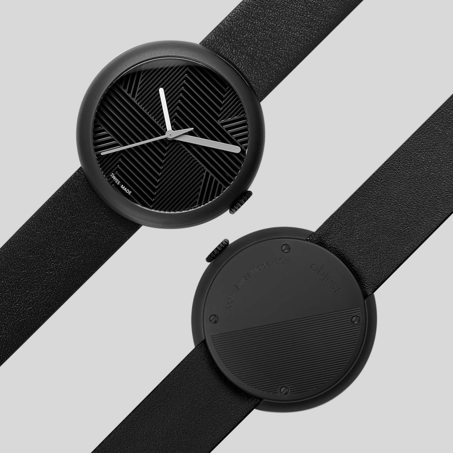objest-watch-charcoal-black-front