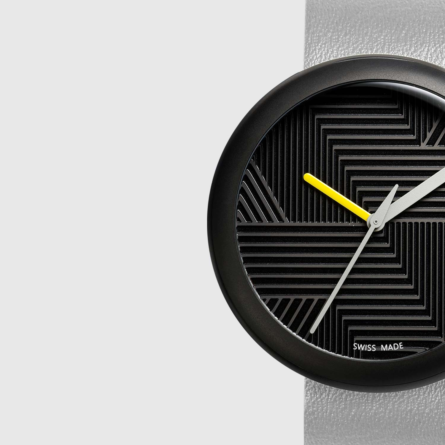 objest-watch-charcoal-front-detail