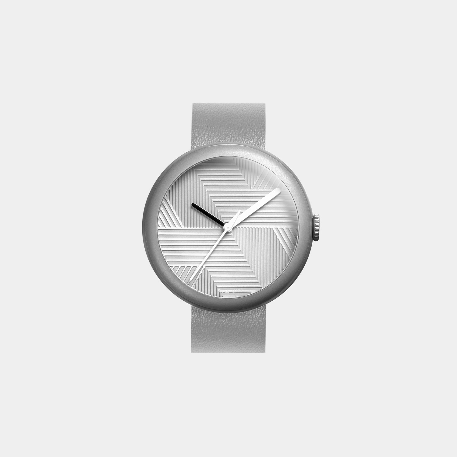 objest-watch-silver-grey-front